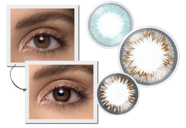 3c86c7e426047 Como escolher a cor ideal da sua lente de contato